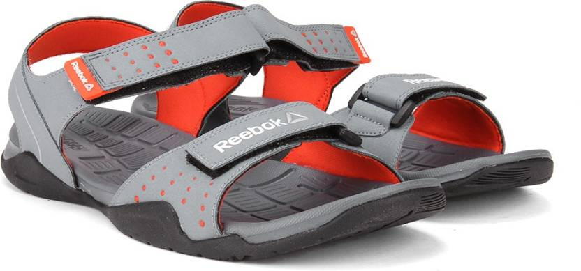 Reebok Men DUSTCAROTENEMETSILWHT Sandals