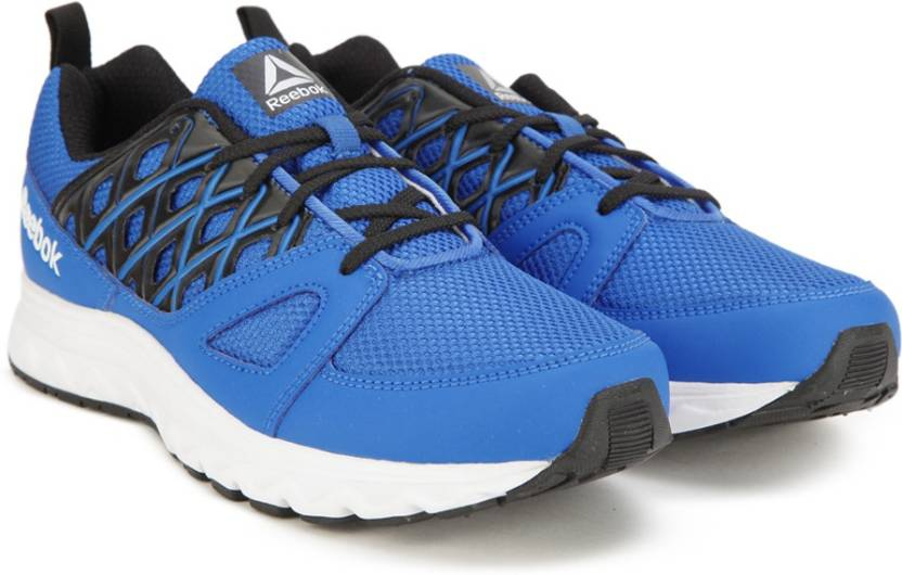 87a78bdbc50a REEBOK RUN SHARP Running Shoes For Men - Buy AWESOME BLUE BLK Color ...