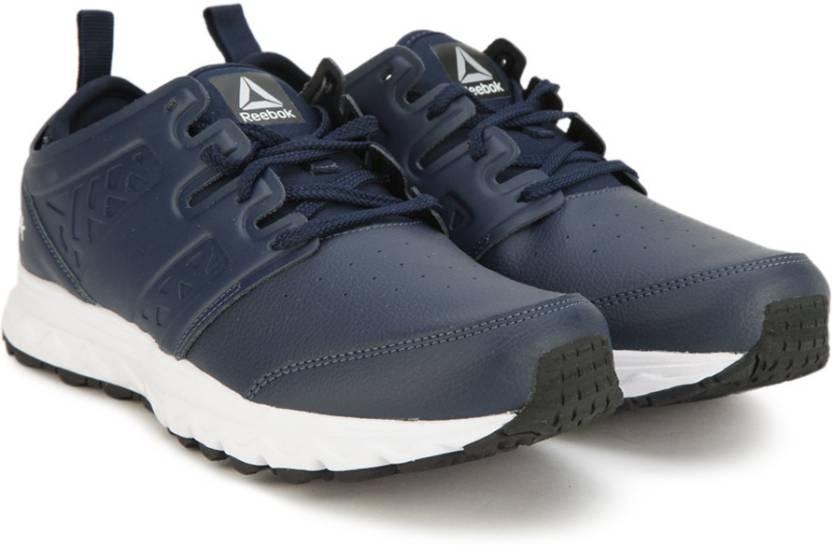 0b7d8c87b89a8 REEBOK WALK OPTIMUM Running Shoes For Men - Buy NAVY RED METSIL WHT ...