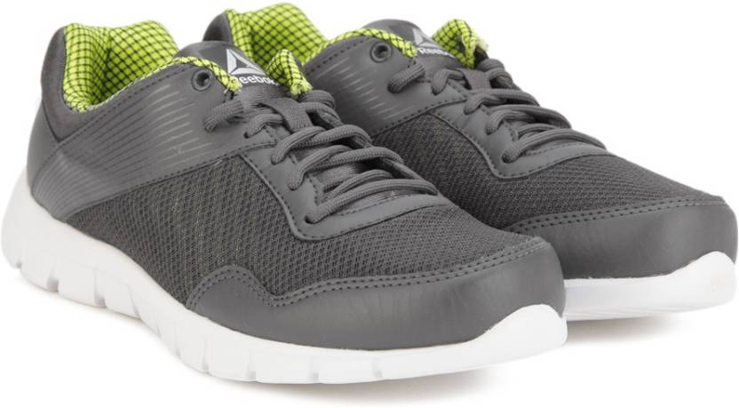845a1699c099 REEBOK FINISH LITE Running Shoes For Men - Buy ASH GREY   HIGH VIS ...