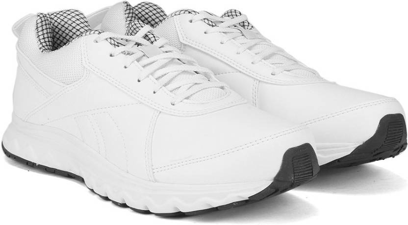 REEBOK SCHOOL SPORTS Running Shoes For Men - Buy WHITE Color REEBOK ... bf95747ff