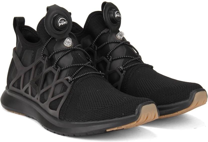 reebok pump running shoe