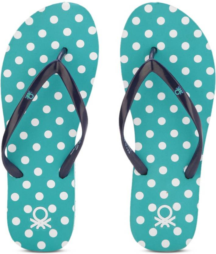 edf436fe3323 United Colors of Benetton UCB flip flops Slippers - Buy Green Color United  Colors of Benetton UCB flip flops Slippers Online at Best Price - Shop  Online for ...