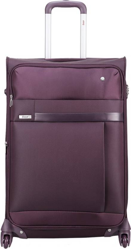 b879e0cfb0 VIP Cyprus Expandable Check-in Luggage - 27 inch Purple - Price in ...