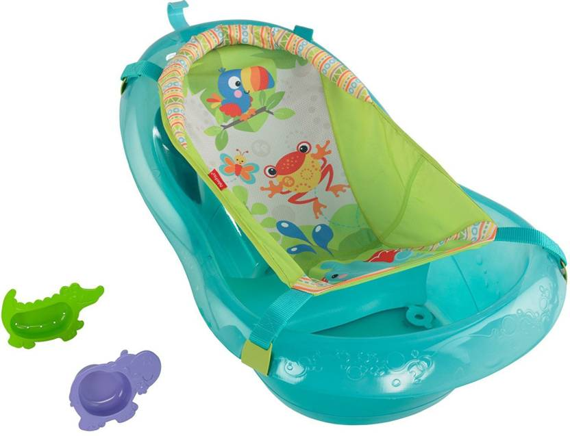 Fisher-Price Bath Tub Rainforest Friends Price in India - Buy Fisher ...