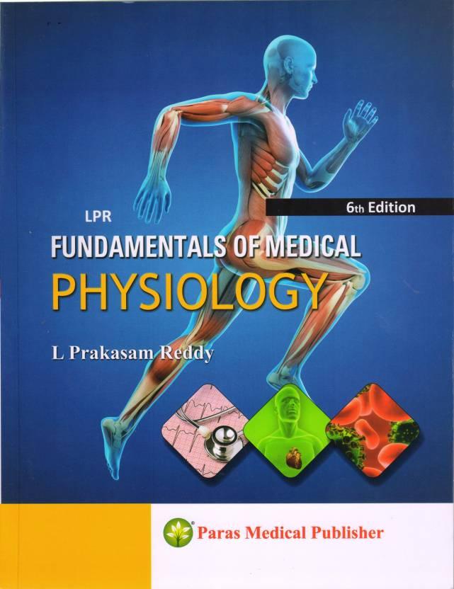 LPR Fundamentals of Medical Physiology : N/A with 0 Disc - Buy LPR ...