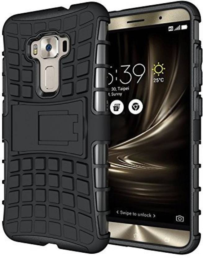innovative design 6c864 1a7bb Cover Alive Back Cover for Asus Zenfone 3 ZE520KL 5.2 inches