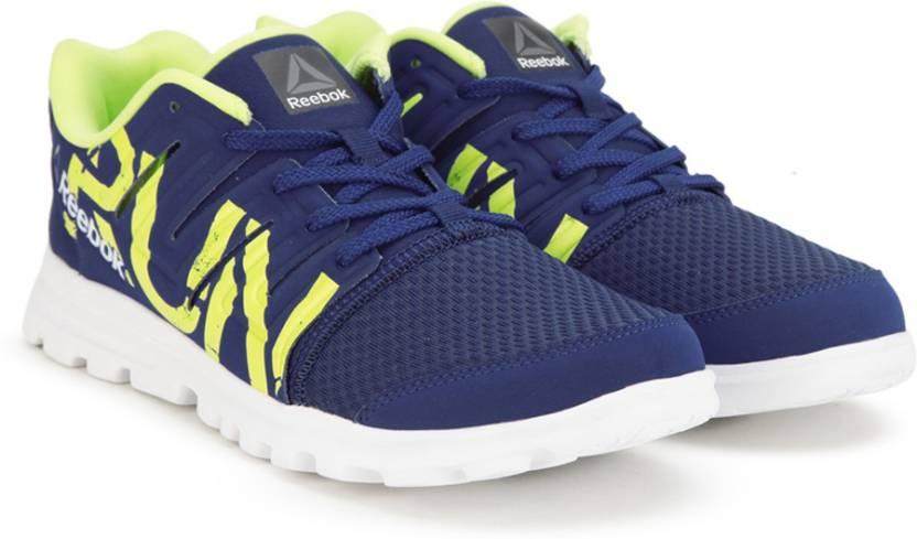 a942274e63e7ad REEBOK ULTRA SPEED Running Shoes For Men - Buy DEEP COBALT HIGHVIS ...