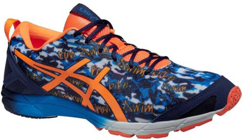 premium selection f500a 53ccb Asics GEL-NOOSA TRI 10 Running Shoes For Men (Orange)