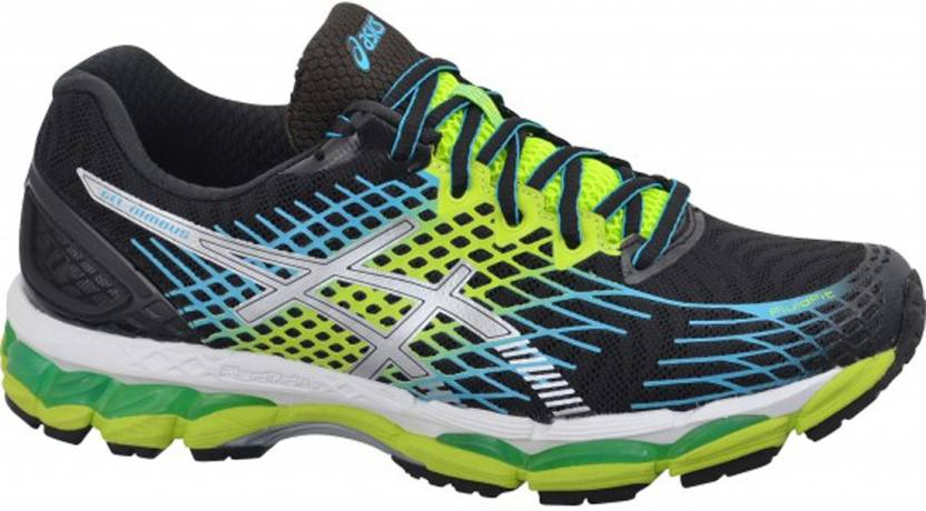 best service c3018 01fc9 Asics GEL-NIMBUS 17 Running Shoes For Men - Buy Multicolor ...