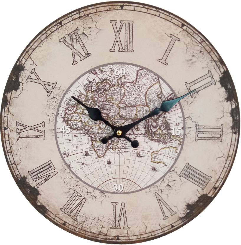 979e06d07b3 Giftwithswagger Analog Wall Clock Price in India - Buy ...