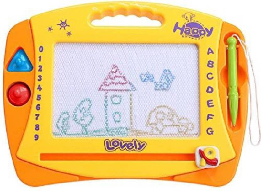 PRESENTSALE Magnetic Drawing Board Sketch Pad for kids