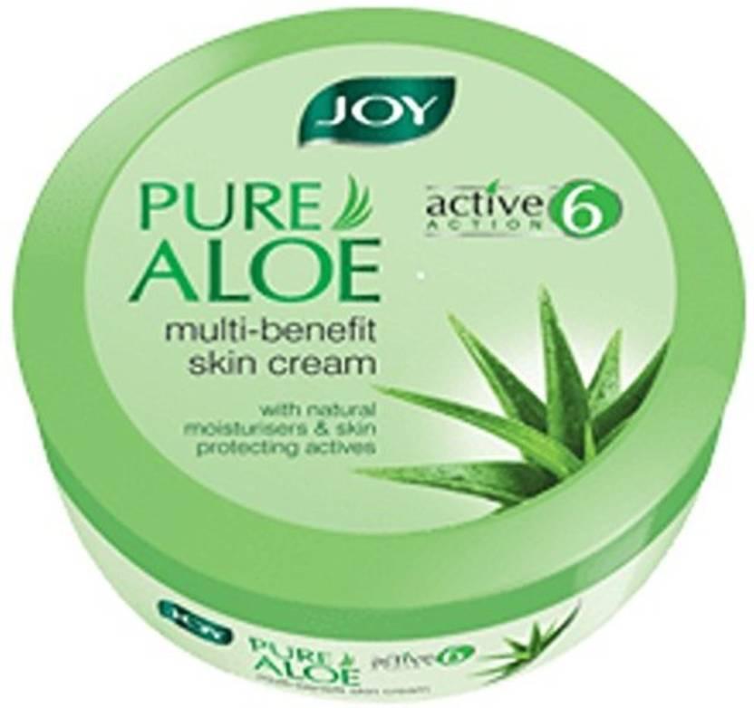 Joy pure aloevera cream 100ml (pack of 3)