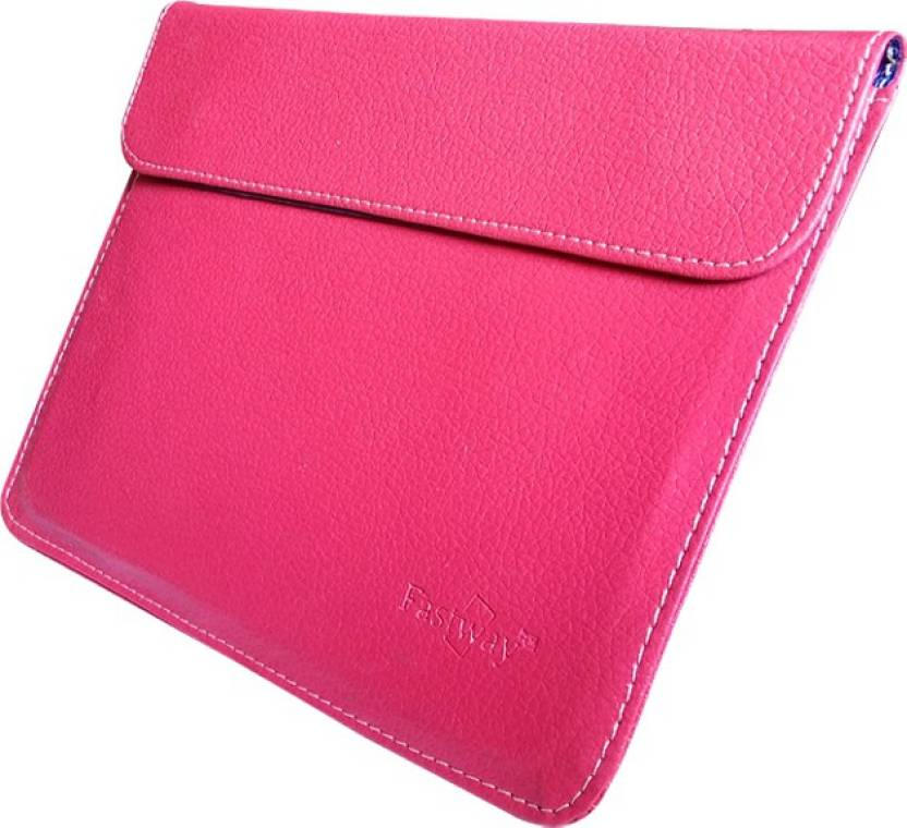 Fastway Pouch for Micromax Canvas Tab P681 Pink