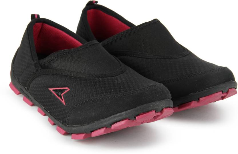 Power by Bata ATTRACT L Running Shoes For Women - Buy Black Color ... 3c21aea48