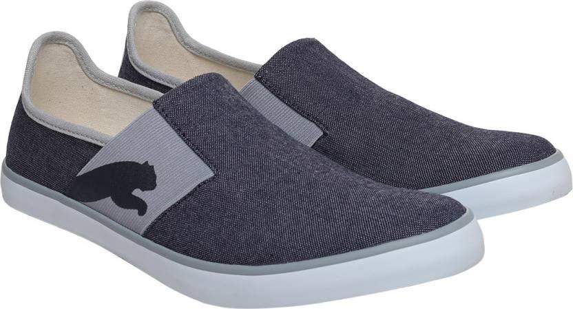 786b498279c5ce Puma Lazy Slip On II DP Casual Shoes For Women - Buy Peacoat-Quarry ...