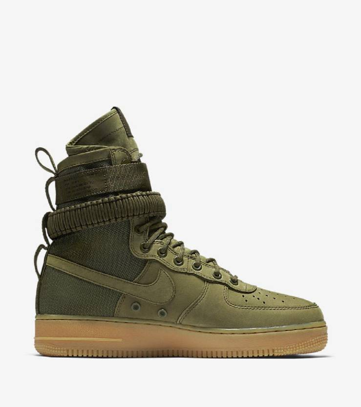 best cheap aacb2 d74ff Adibon SF AF1 Special Field Air Force 1 urban utility in a ...
