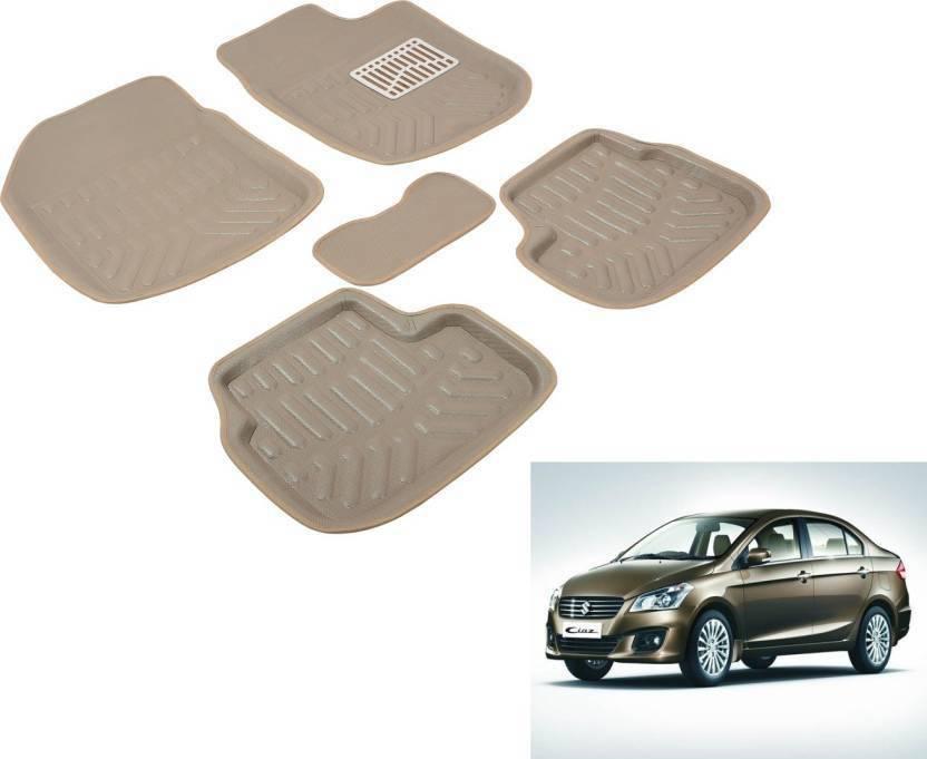 A K Online Services Plastic Standard Mat For Maruti Suzuki Ciaz