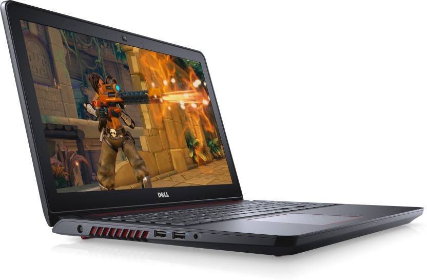 Dell 5000 Core i7 7th Gen - (8 GB/1 TB HDD/128 GB SSD/Windows 10 Home/4 GB Graphics) 5577 Gaming Laptop