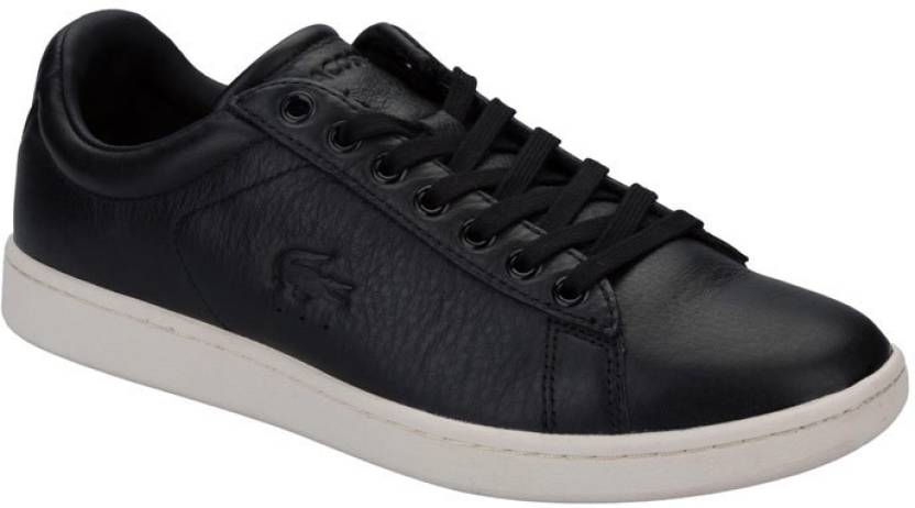 b11d02df1b23 Lacoste Sneakers For Men - Buy Black Color Lacoste Sneakers For Men ...