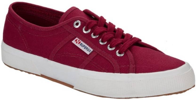 993a699610965 Superga Canvas Shoes For Men - Buy Red Color Superga Canvas Shoes ...