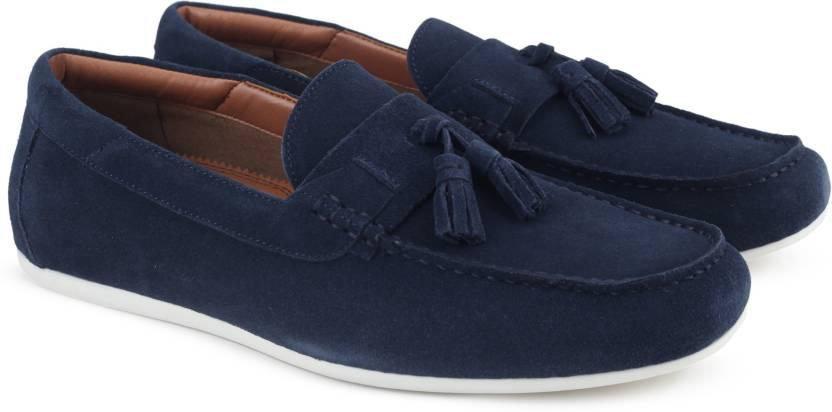 3fb4eb9e5c ALDO MALANDRE Loafers For Men - Buy Navy Suede Color ALDO MALANDRE ...