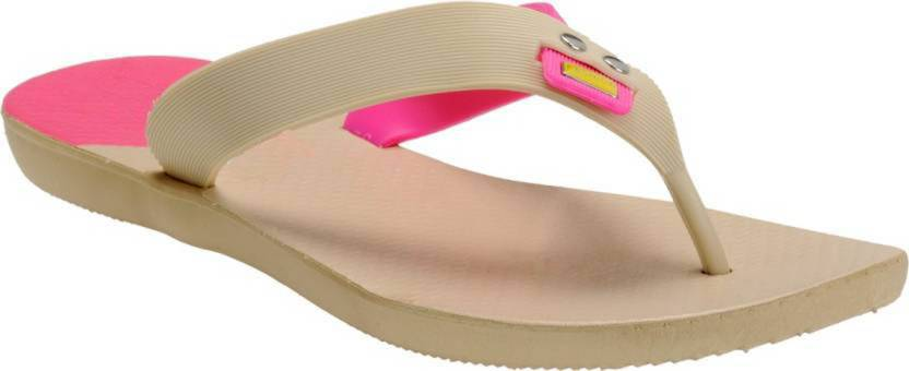 5e3d73ad350 Shoe lab Slippers - Buy Pink Color Shoe lab Slippers Online at Best ...