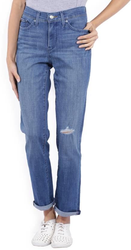 Levi's Slim Women's Blue Jeans