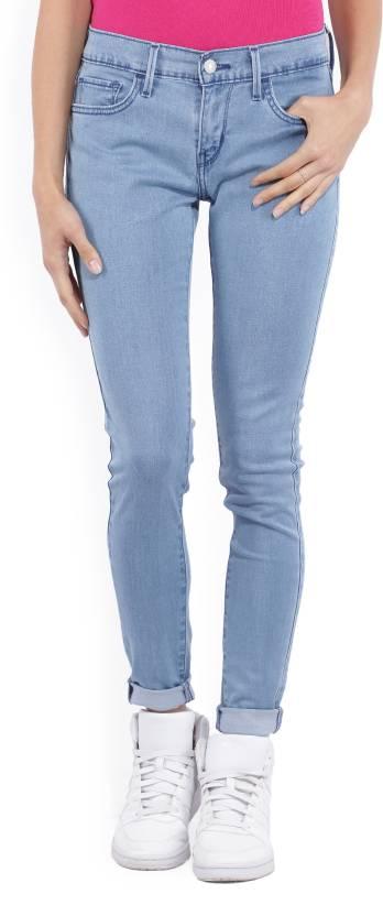 Levi's Skinny Women's Light Blue Jeans