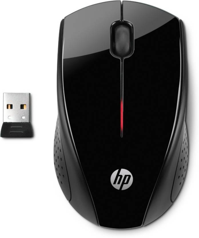 HP X3000 Wireless Optical Mouse - HP : Flipkart.com