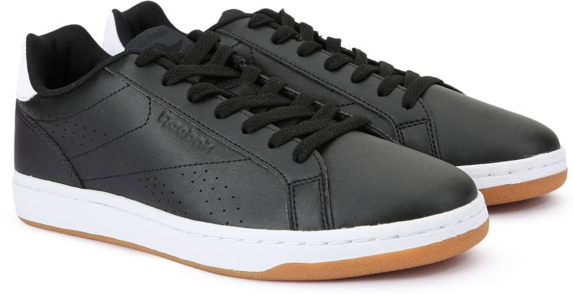 71eb572a5b6 REEBOK ROYAL COMPLETE CLN Sneakers For Men - Buy BLACK WHITE GUM ...