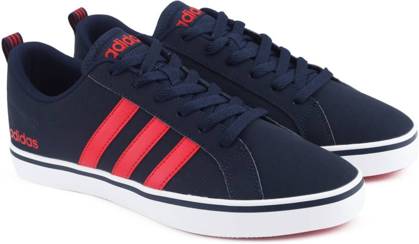 d449cc573968 ADIDAS NEO VS PACE Basketball Shoes For Men - Buy CONAVY CORRED ...