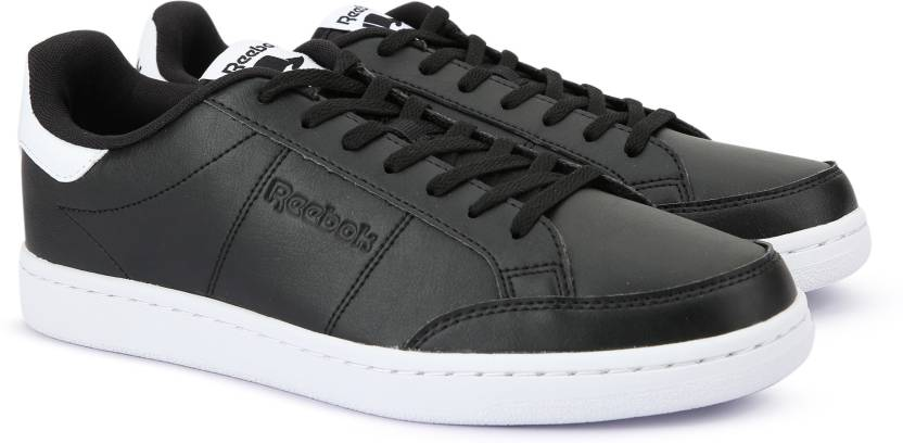 dc4db67aed9445 REEBOK ROYAL SMASH Sneakers For Men - Buy BLACK BLACK WHITE Color ...