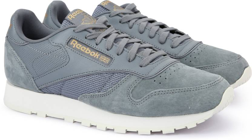 134657c8974 REEBOK CL LEATHER ALR Sneakers For Men - Buy ASTEROID DUST CHALK GRY ...