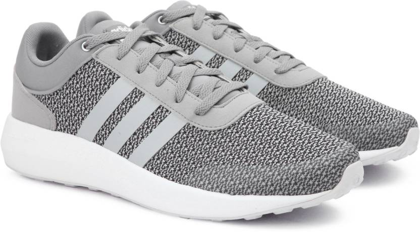 16b866c0eba2 ADIDAS NEO CLOUDFOAM RACE Sneakers For Men - Buy CLONIX CLONIX GREY ...