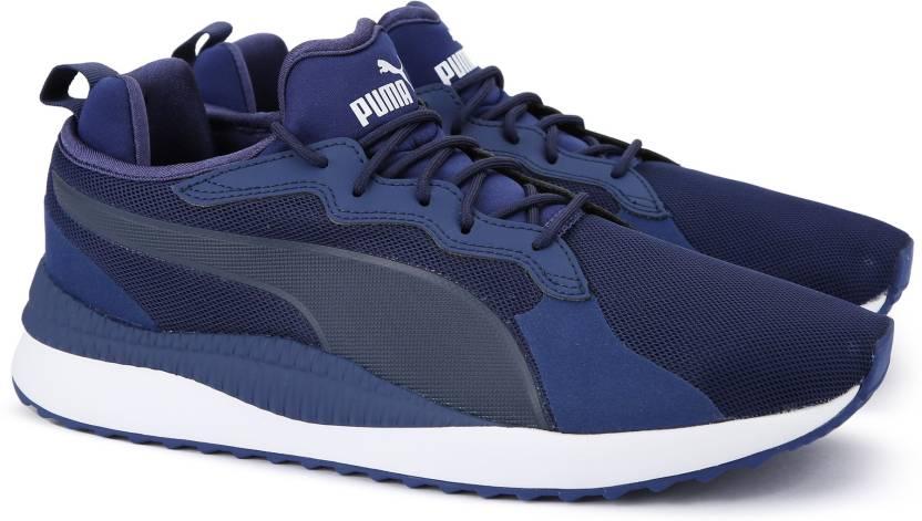 5cc4c1bf253fb4 Puma Pacer Next Sneakers For Men - Buy Blue Depths-Peacoat Color ...