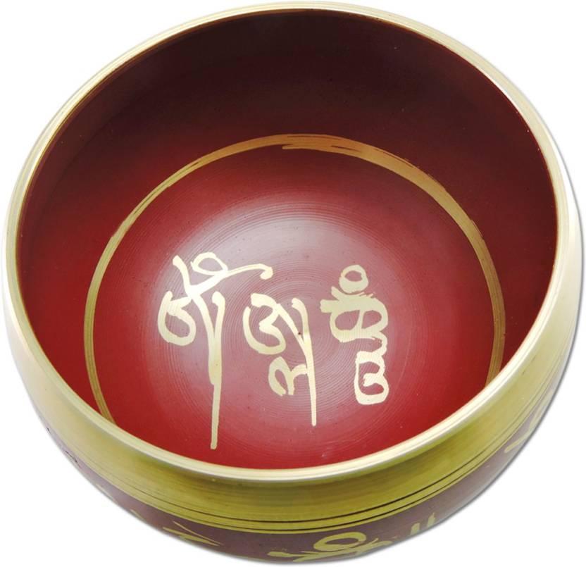 Ratnatraya Tibetan Buddhism Singing Bowl Om Mani Padme Hum