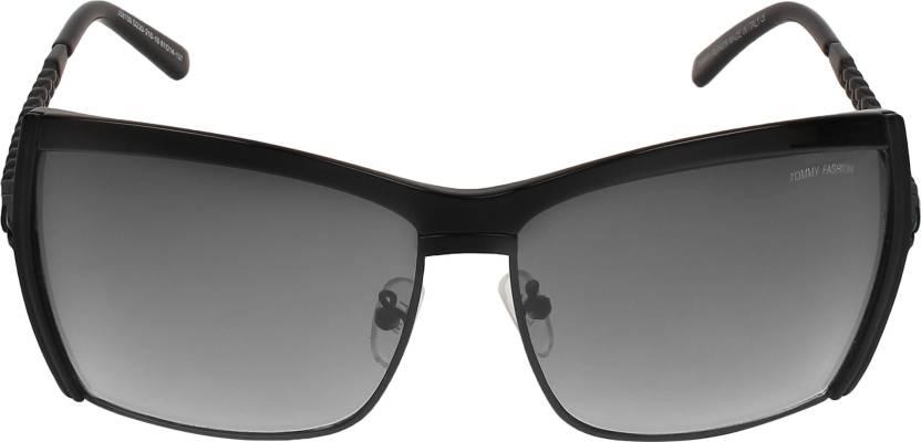 689a5235ec Buy TOMMY FASHION Rectangular Sunglasses Grey For Boys   Girls ...