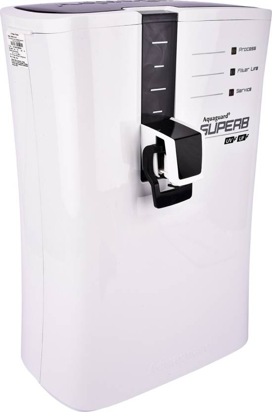 Aquaguard Superb UV+UF 6.5 L UV + UF Water Purifier...