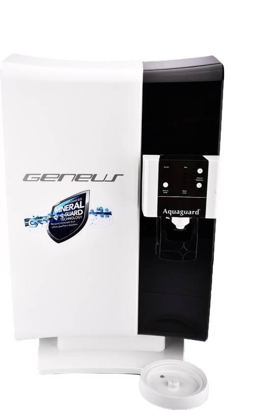 Aquaguard Geneus 7 ltr RO + UV +UF Water Purifier...