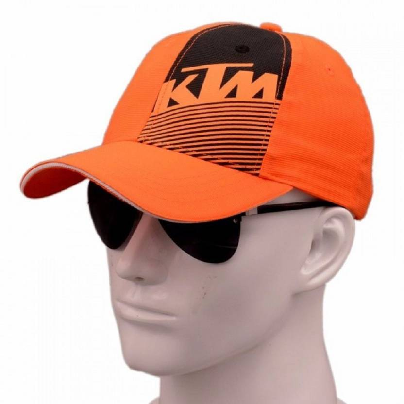 c466af18643 FAS Printed KTM Baseball Cap - Buy FAS Printed KTM Baseball Cap Online at Best  Prices in India