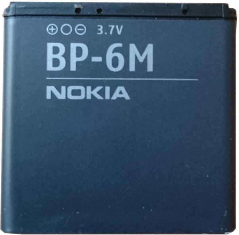 Macron Mobile Battery For Nokia N73 N93 6233