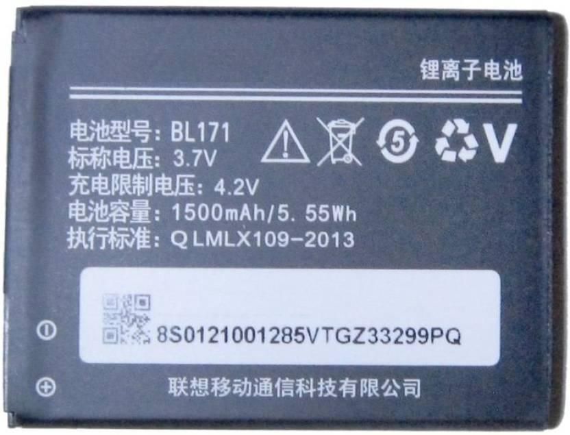 Macron Mobile Battery For LENOVO A319