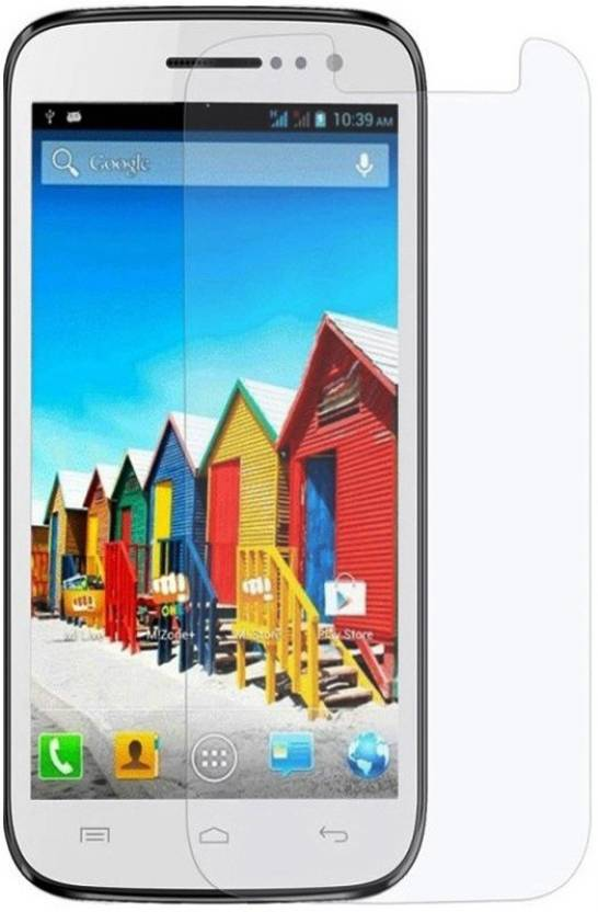 Icod9 Tempered Glass Guard for Micromax Bolt AD4500