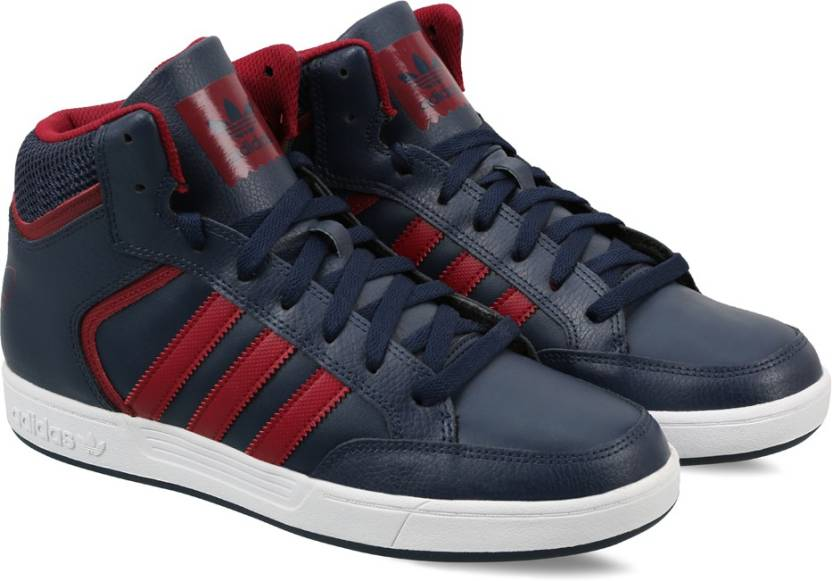 Men Originals Adidas Mid blue Varial For Sneakers a6nqngfA