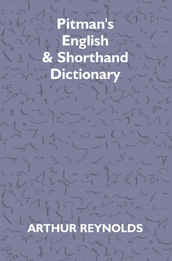 Shorthand Book Of Pitman