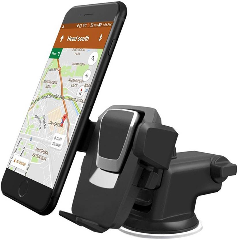 Oxhox Touch Frame Car Mount Extendable Premium Car Mobile Holder ...