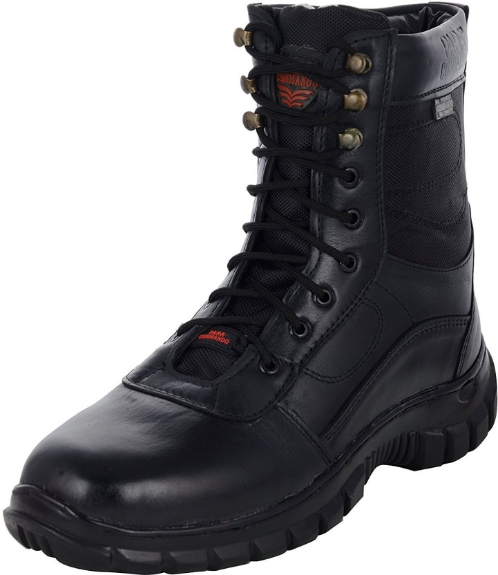 Para Commando Combat Boot For Men Boat Shoes For Men