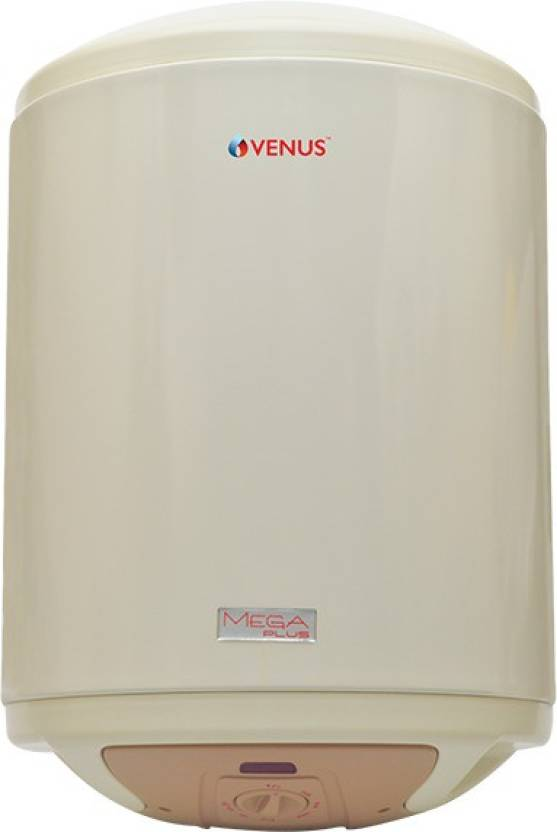 Venus 15 L Storage Water Geyser  (ivory, mega plus)-13% OFF