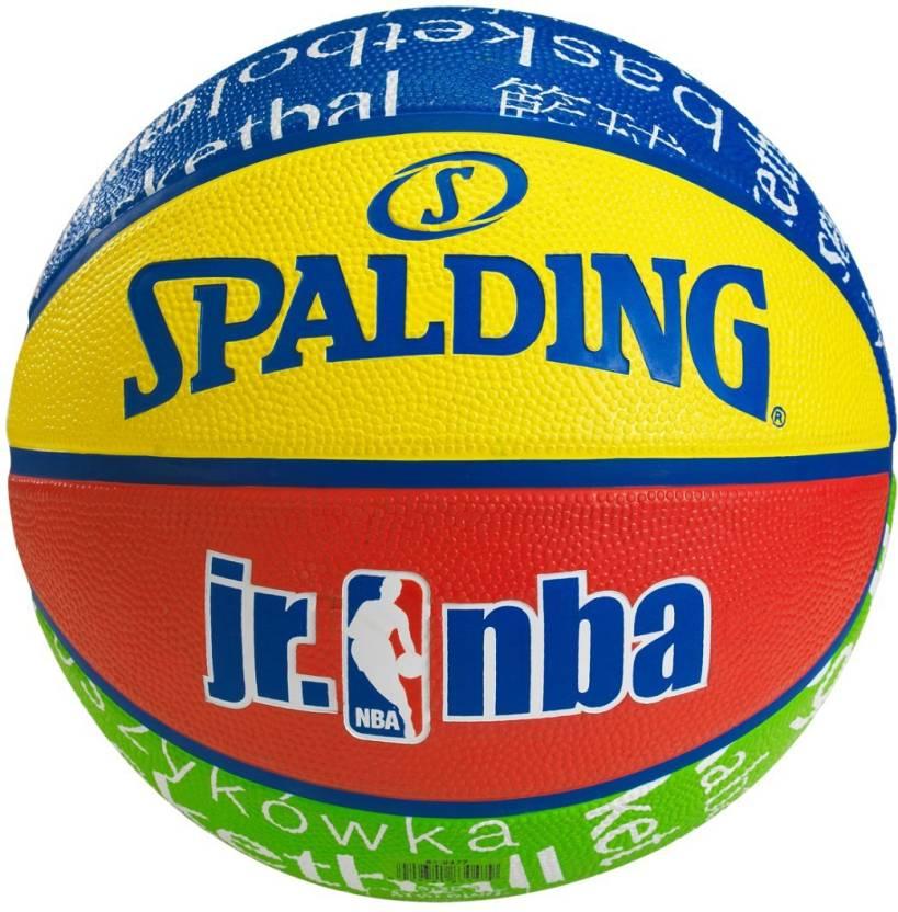 42bba971738 SPALDING Jr NBA Basketball - Size: 5 - Buy SPALDING Jr NBA ...
